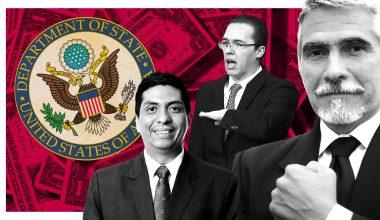 El Departamento de Estado de Estados Unidos hizo pública la Lista Engel, que incluyó a 20 guatemaltecos.